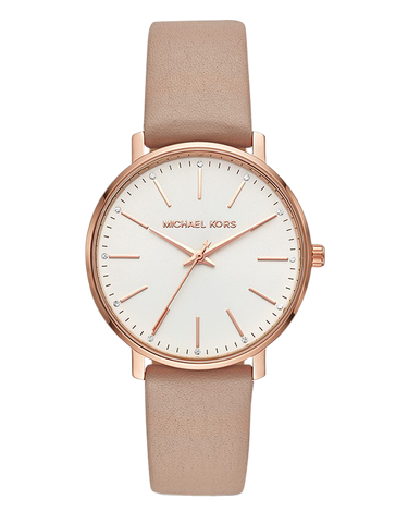 Michael Kors - Pyper Brown Analogue Watch  - MK2748  - 768224
