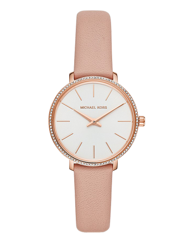 Michael Kors - Pyper Pink Analogue Watch  -  MK2803 - 770165