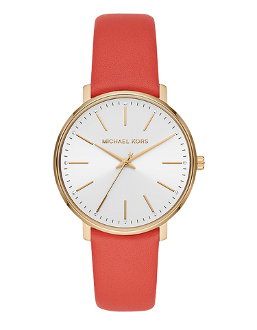 Michael Kors - Pyper Red Analogue Watch  - MK2892  - 781571