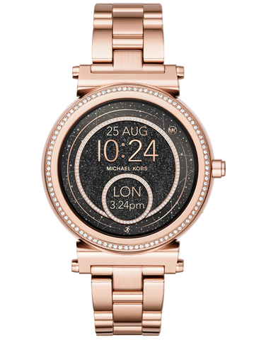 Michael Kors - Sofie Touchscreen Smartwatch - MKT5022