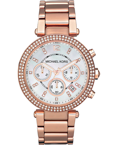 Michael Kors - Parker Quartz Watch - MK5491
