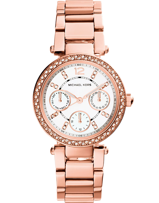 Michael Kors - Mini Parker Quartz Watch - MK5616