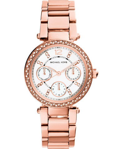 Michael Kors - Mini Parker Quartz Watch - MK5616 - 764373