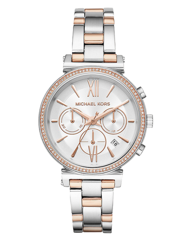 Michael Kors -  Sofie Multicolor Chronograph Watch -  MK6558  -  769056