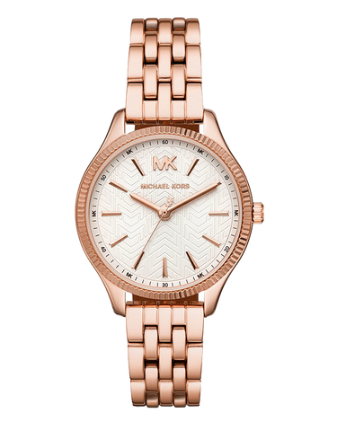 Michael Kors - Lexington Rose Gold-Tone Analogue Watch  -  MK6641  -  770159