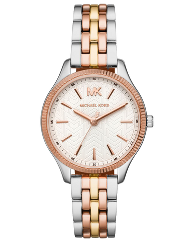 Michael Kors - Lexington Tri-Tone Watch - MK6642 - 770160