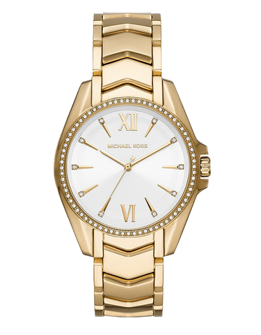Michael Kors - Whitney Gold-Tone Analogue Watch  - MK6693 - 771510