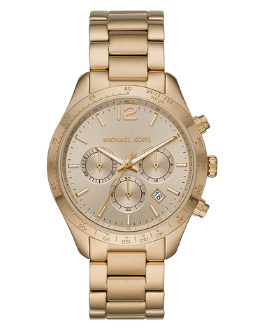Michael Kors - Layton Gold-Tone Chronograph Watch - MK6795 - 781570