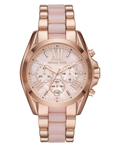 Michael Kors - Bradshaw Two Tone Chronograph Watch - MK6830 - 781573