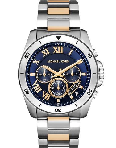 Michael Kors - Brecken Quartz Chronograph - MK8437