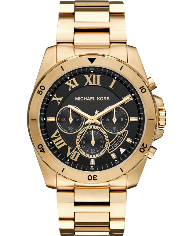 Michael Kors - Brecken Quartz Chronograph - MK8481 - Salera's Melbourne, Victoria and Brisbane, Queensland Australia