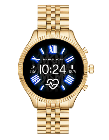 Michael Kors - Lexington 2 Gold-Tone Smartwatch - MKT5078 - 771702