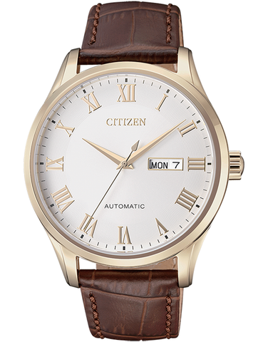 Citizen - Men's Classic Automatic Watch - NH8363-14A - 781550