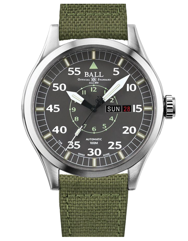 Ball Engineer Master Ii Watch - NM1080C-N5J-GY - 757455 - Salera's Melbourne, Victoria and Brisbane, Queensland Australia