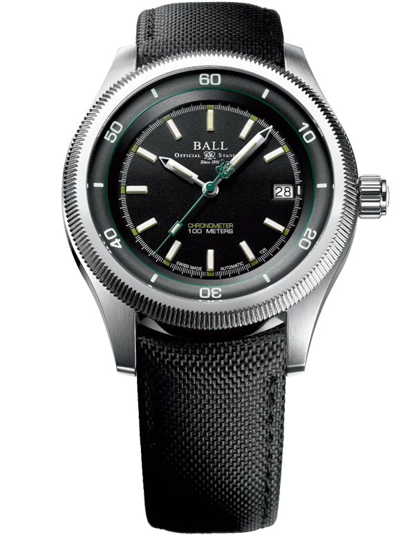 Ball Engineer II Magneto S Watch - NM3022C-N1CJ-BK - Salera's Melbourne, Victoria and Brisbane, Queensland Australia