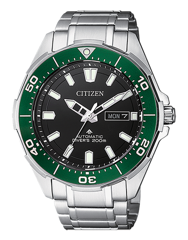 Citizen - Automatic Promaster Divers Titanium Watch - NY0071-81E - 781518