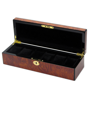 6x Watch Box (Mahogany) - 766040