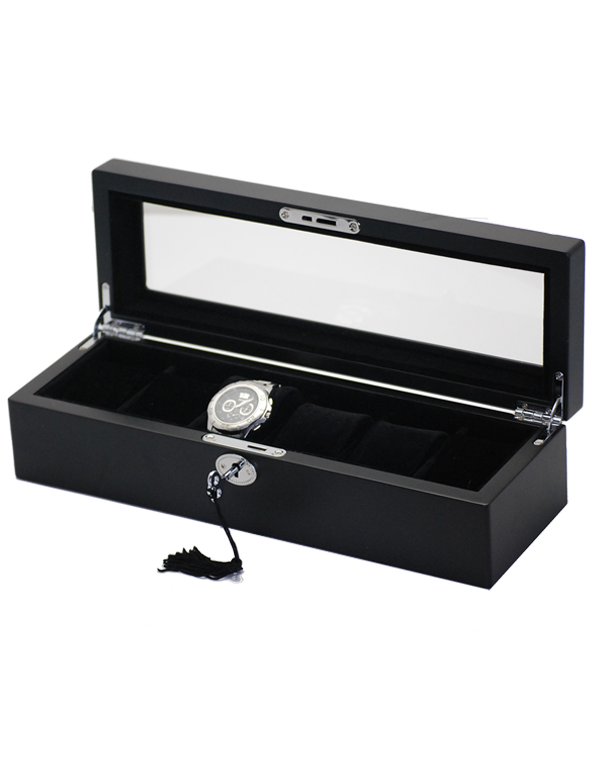 Salera's 6x Watch Box (Carbon) - 763787
