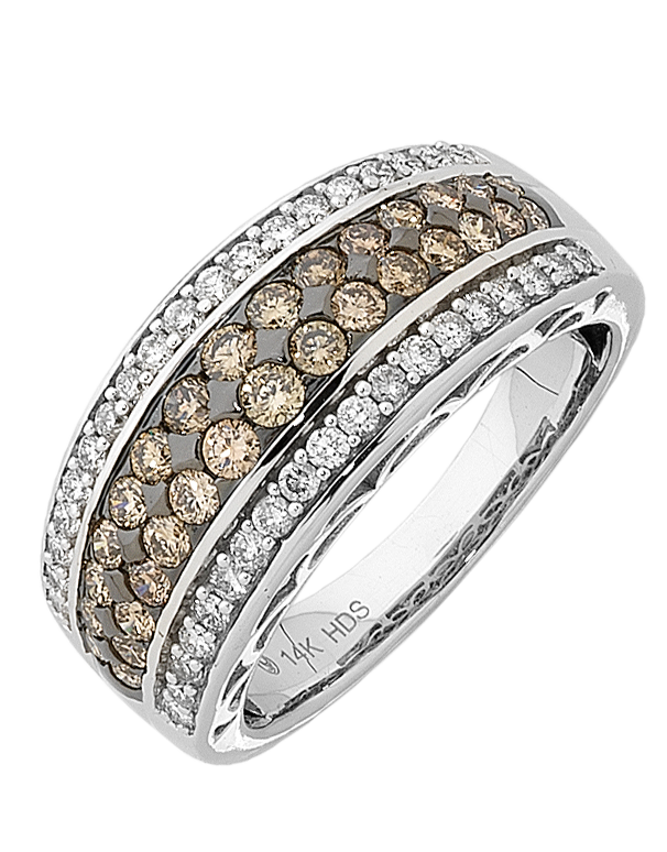 Diamond Ring - 14ct White Gold Diamond Ring - 756328 - Salera's Melbourne, Victoria and Brisbane, Queensland Australia