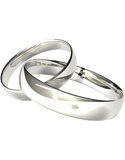 Wedding Band - 9ct, 18ct, Platinum and Palladium Wedding Bands - Salera's Melbourne, Victoria and Brisbane, Queensland Australia - 3