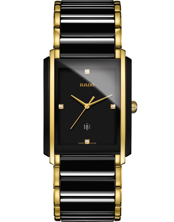 Rado Integral - Diamonds Quartz Watch - R20204712 - 756278 - Salera's