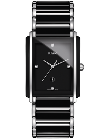 Rado Integral - Diamonds Quartz Watch - R20206712 - 756280
