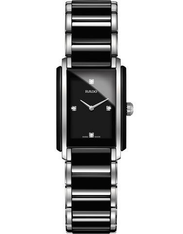 Rado Integral - Diamonds Quartz Watch - R20613712 - 756281