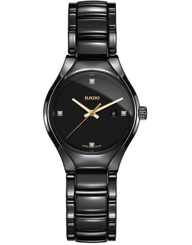 Rado True - Quartz Diamonds Watch - R27059712 - 757775
