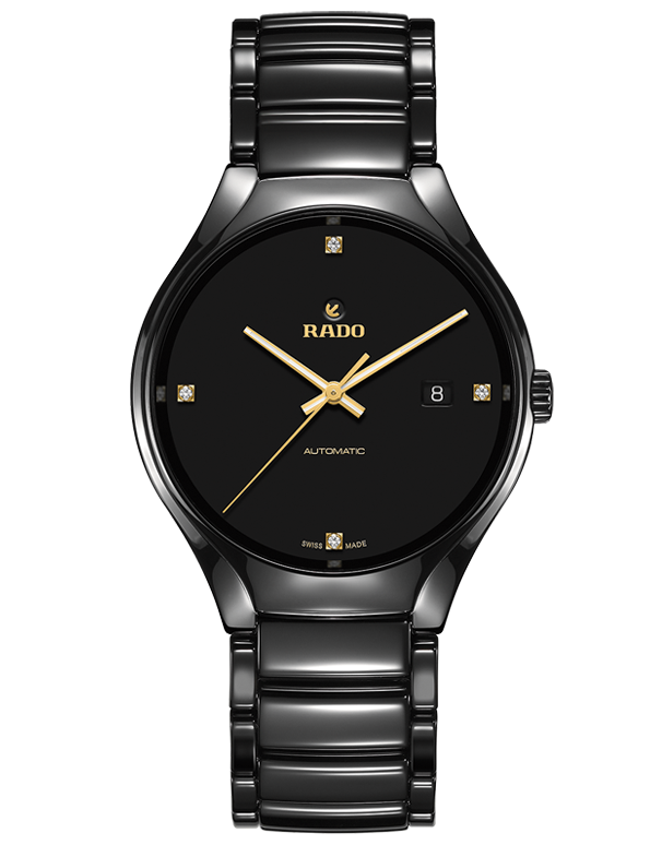 Rado True -  Automatic Diamonds Watch - R27056712 - Salera's Melbourne, Victoria and Brisbane, Queensland Australia