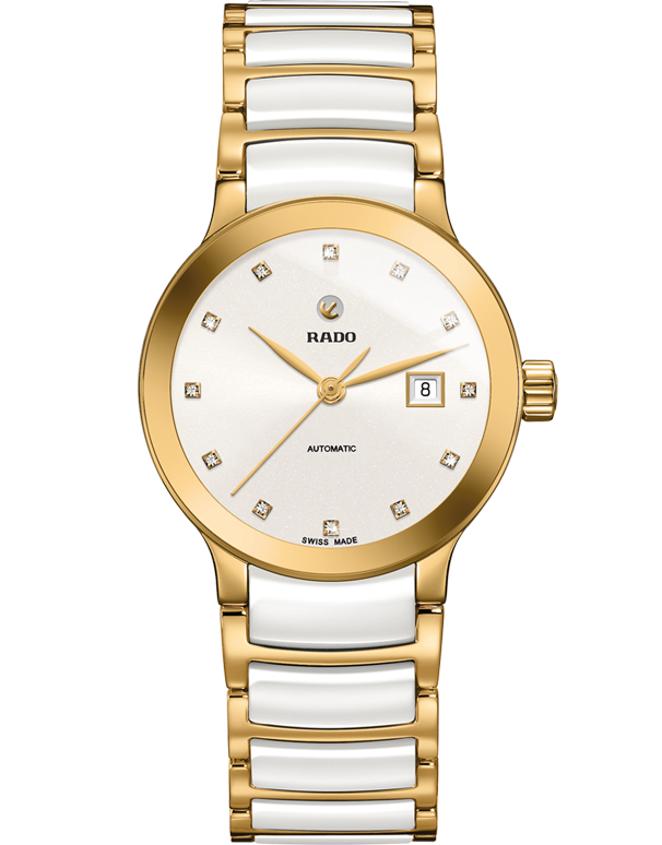 Rado Centrix - Diamonds Automatic Watch - R30080752 - Salera's Melbourne, Victoria and Brisbane, Queensland Australia