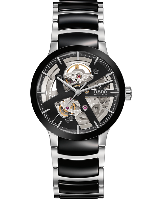 Rado Centrix - Automatic Open Heart Watch - R30178152 - Salera's Melbourne, Victoria and Brisbane, Queensland Australia