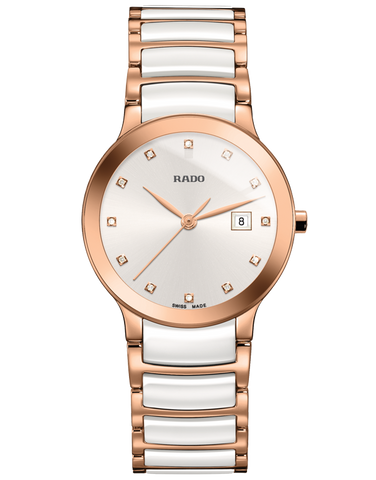 Rado Centrix - Diamonds Quartz Watch - R30512742 - 762769