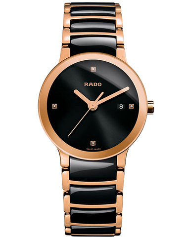 Rado Centrix - Diamonds Quartz Watch - R30555712 - 752893