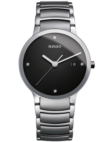 Rado Centrix - Diamonds Quartz Watch - R30927713 - 745778