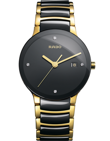 Rado Centrix - Diamonds Quartz Watch - R30929712 - 743699