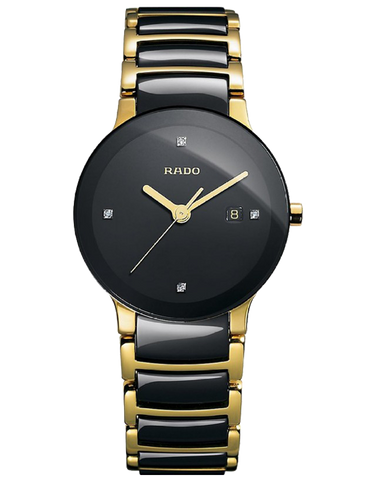 Rado Centrix - Diamonds Quartz Watch - R30930712 - 743698