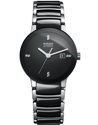 Rado Centrix - Diamonds Automatic Watch - R30942702 - 747319