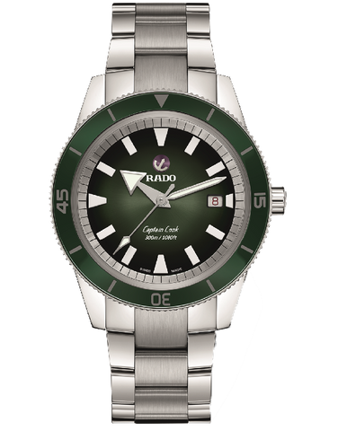 Rado HyperChrome - Captain Cook Set Green - R32105318 - 781906