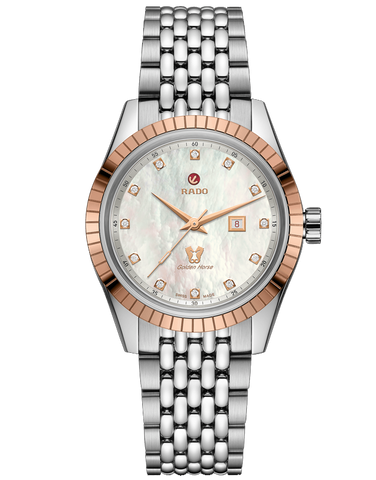 Rado HyperChrome Golden Horse Classic Automatic Diamonds - R33102903 - 771590