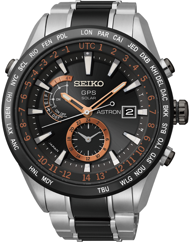 Seiko Astron - SAST017G - Salera's Melbourne, Victoria and Brisbane, Queensland Australia