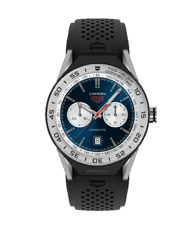 Salera's TAG Heuer Connected Modular 45 - SBF8A8014.11FT6076