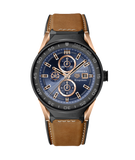 TAG Heuer Connected Modular 45 Kingsman Special Edition - Brown Strap - SBF8A8023.32EB0103