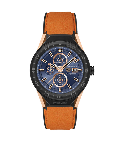 TAG Heuer Connected Modular 45 Kingsman Special Edition - SBF8A8023.32EB0103