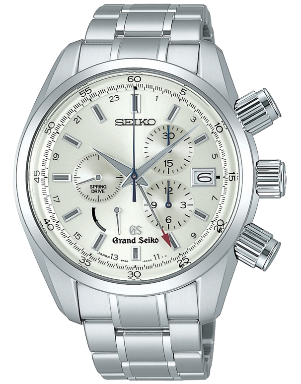 Grand Seiko 9R86 Spring Drive Chronograph - SBGC001 - Salera's Melbourne, Victoria and Brisbane, Queensland Australia