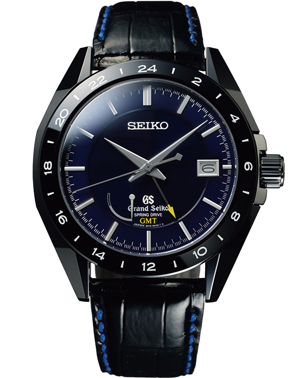 Grand Seiko 9R16 Spring Drive GMT Limited Edition - SBGE039 - 762011