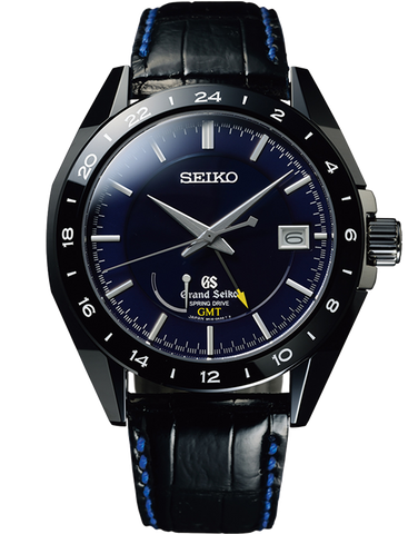 Grand Seiko 9R16 Spring Drive GMT Limited Edition - SBGE039