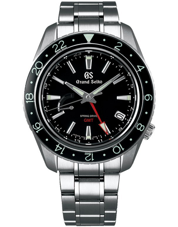 the best attitude a93b7 57012 Grand Seiko 9R66 Spring Drive GMT - SBGE201 - 764745