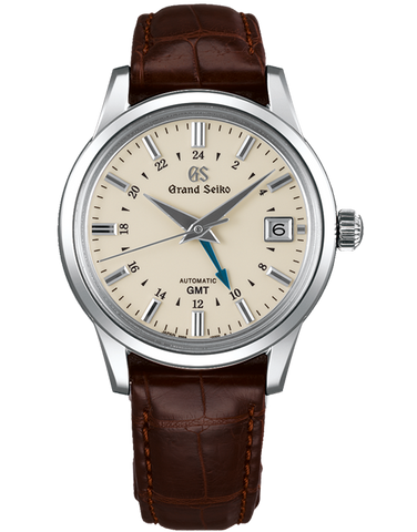 Grand Seiko 9S66 Mechanical GMT - SBGM221 - 764621