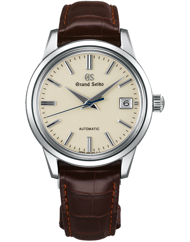 Grand Seiko 9S65 Automatic Crocodile Leather Watch - SBGR261 - 764689 - Salera's