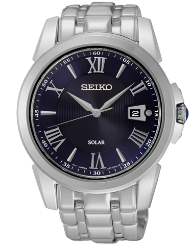Seiko - Le Grand Sport Solar Watch - SNE395P-9
